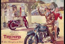 Vintage mc posters