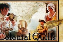 Colonial Quills Blog & Colonial American Christian Writers / Colonial Quills blog www.colonialquills.org      Posts, book reviews, great colonial pictures! Tea Parties!!! Pins related to publications by Colonial American Christian Writers group.