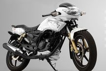 TVS Apache RTR Bikes In India