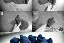 Букеты из носков