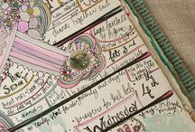 Art Journaling / by Samantha H