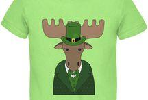 St. Patrick's Day Animals