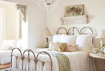 English cottages / Bedroom