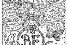 Handlettering & doodle