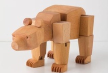 wooden toys / by Paloma Diaz-Dickson