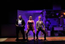 Bigre / Tableau autour du spectacle Bigre mis en scène par Pierre Guillois, au Théâtre de la Croix-Rousse du 25 au 29 Novembre 2014.