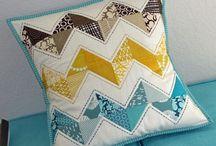 patchwork - chevron