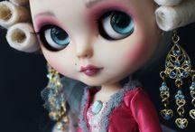 Blythe/Pullip Dolls