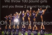 cheerleading things and quotes