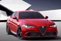 Alfa Romeo Giulia 2015 / il ritorno di Alfa Romeo
