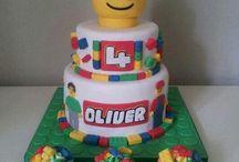 lego cake's