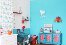 Claire's bedroom  / by Rebecca Carpenter