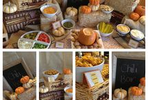 Autumn Birthday Parties / by Janelle Kennedy