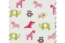 Children's Blinds / Child Safe Blinds, with fun and bright fabrics that children will love