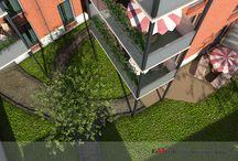 Landwehrstrasse 83 - digitale Impressionen / In dem Objekt Landwehrstrasse 83, Hannover Döhren, entstehen acht Eigentumswohnungen.  Das Gebäude mit Baujahr 1903 wird saniert. Die Sanierung der Wohnungen wird individuell mit den Käufern besprochen und realisiert.  Dieser Bildband soll einen ersten Eindruck über die Möglichkeiten der Aufteilung und Ausstattung verschaffen.