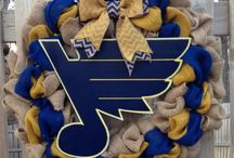 Let's Go Blues!! / We support our local St. Louis Blues team!