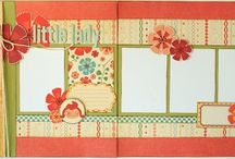 Scrapbooking Layouts / by Pricilla Snyder