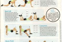 wedding workout / by Allison Dollison