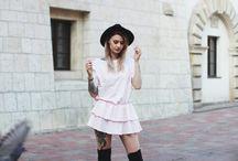 Mademoiselle Kate / katepanth i jesienna kolekcja stylowebuty.pl