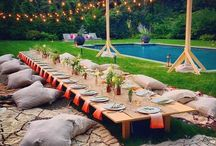 Party Spaces