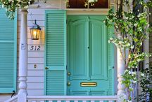 Door to My World / Doors and other cool and whimsical exteriors