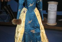Tudor Catherine Howard blue yellow / by Lori Harach