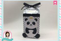 Festa Panda / Festas Criativas e Personalizadas você encontra aqui. Procurando fofuras para a sua festa? Na nossa loja tem! http://loja.danifestas.com.br/