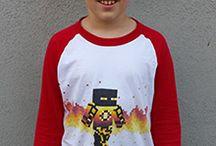 Happy Toy Machine T-shirts! / by happy toy machine