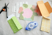Card -Envelopes / by Rosa Howington