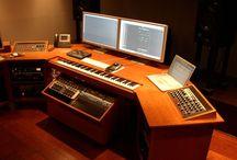 Studio desks
