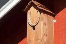 My own birdhouses / Birdhouses