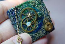 Steampnk crafts / by Susan Anderson