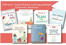 Young Women / by Becky Perks