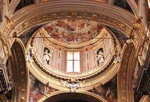 Chiesa del Gesù / http://genova72h.altervista.org/una-vera-perla-barocca-la-chiesa-del-gesu/