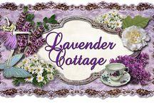B's Lavender Cottage / by Melissa