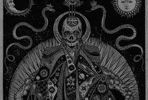 Black/Doom/Death Metal Album Covers