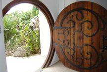 Hobbit Door ideas