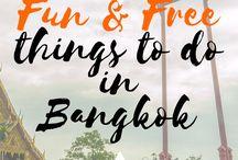 Bangkok / Ideas for activities in Bangkok