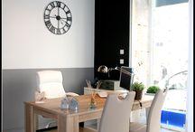 Agence immobiliere à Hyeres / Voici une de mes missions décoration!