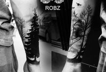 tattoos die mij wat lijken