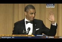 2013 White House Correspondents' Dinner
