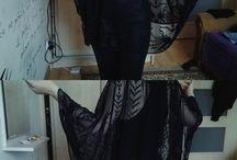 Strega fashion and dark mori