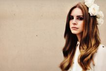 My Queen <3 / Lana Del Rey