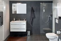 Badkamer / Ideeën voor als we de badkamer willen verbouwen