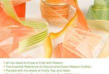 ribbon craft / by Patty Gravel