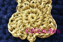 Crochet Embellishments / by Sarah Stockton