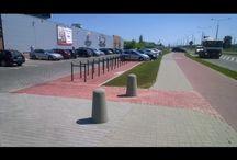 Zdjęcia - Infrastruktura / Zdjęcia prezentujące infrastrukturę w Lublinie i Świdniku.  Drogi dla rowerów, pasy, kontraruch, kontrapas, śluzy rowerowe