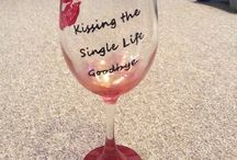 wine glasses / by Susan Phipps