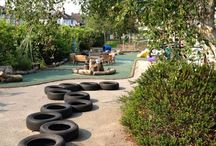 Tyres Playgrounds