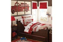 firehouse bedroom